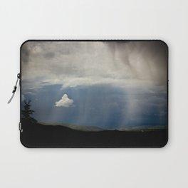 summer rainstorm at trails end Laptop Sleeve