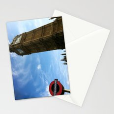 Above and Beyond Ground. Stationery Cards