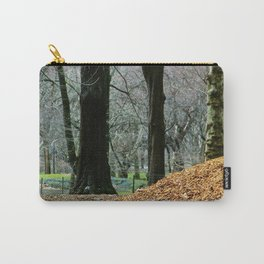 Central Park 80's Carry-All Pouch