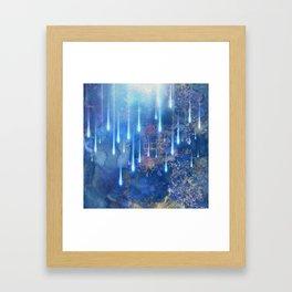 Gypsy Winter Framed Art Print