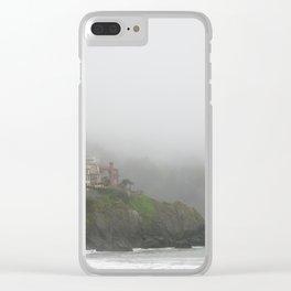 Baker Beach Clear iPhone Case