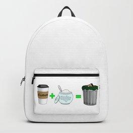 Coffee Math Backpack