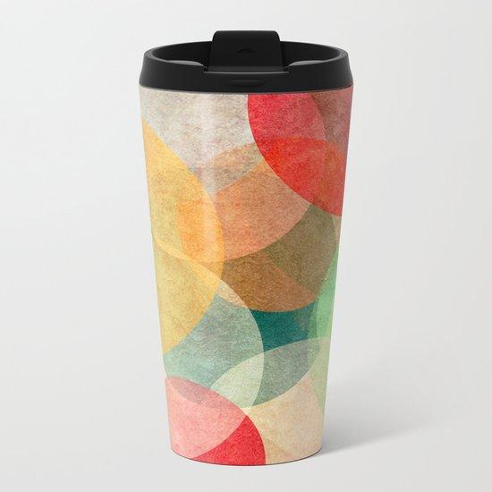 The Round Ones Metal Travel Mug