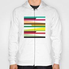 Irregular stripes #2 Hoody