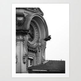 Bolsa do Café - PB Art Print