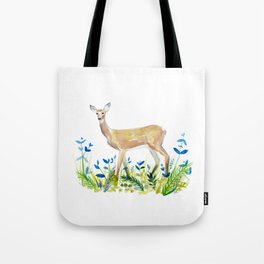 Sweet Deer Tote Bag