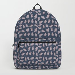 Hands Pattern Backpack