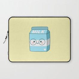 Kawaii Milk Laptop Sleeve