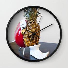 Pineapple/Micropod Wall Clock