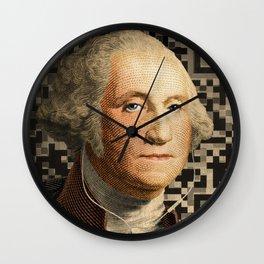 washington. 5. 2017 Wall Clock