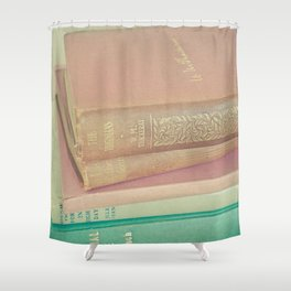 Book Lover Shower Curtain