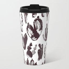 Cactus Monocolor Travel Mug