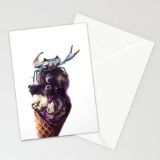 Ice Crab Stationery Cards
