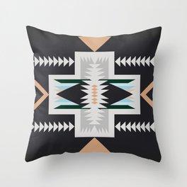 canyon sunrise Throw Pillow