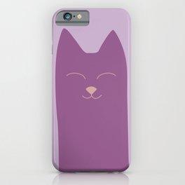 Tres Gatos iPhone Case