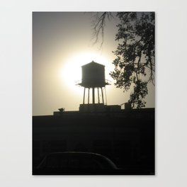 One Tank Canvas Print