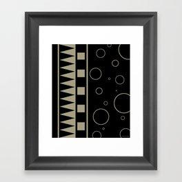 Indigenous Imprints   Rezurrect Spine   Moon Framed Art Print