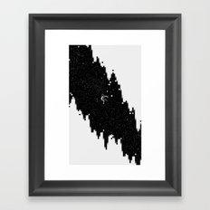 Pixelhole Framed Art Print