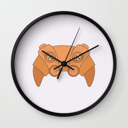 Croistick Wall Clock