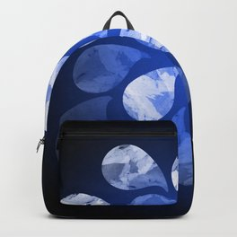 Abstract Water Drops XX Backpack