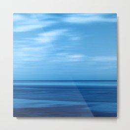 SeascapeBlue - sky Metal Print