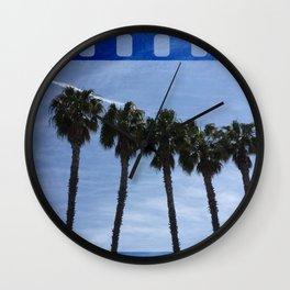 California on 35mm Wall Clock