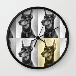 The Fourth Wall Clock