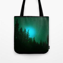 Peeping Luna Tote Bag