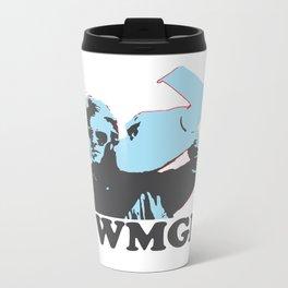 What would MacGyver Do? Metal Travel Mug
