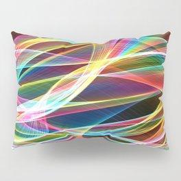 Abstract Breeze Pillow Sham