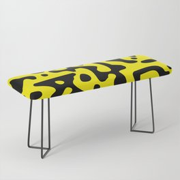QR Clothes Yellow - Accessories Bench