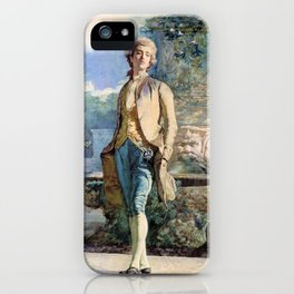Il Contino - Digital Remastered Edition iPhone Case