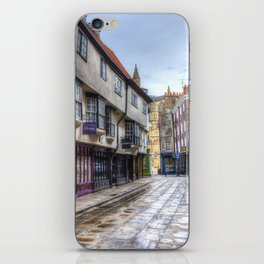 The Shambles York iPhone Skin