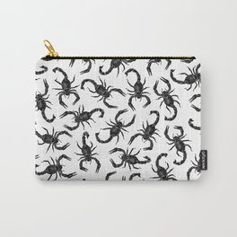 Scorpion Swarm Carry-All Pouch