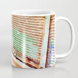 Street player in Aleppo Coffee Mug