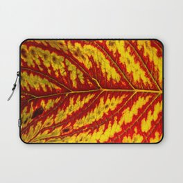 Tiger Leaf Laptop Sleeve