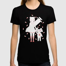 Menhera girl T-shirt