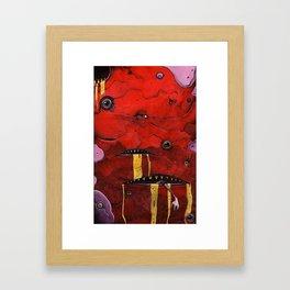 Verminus. Framed Art Print
