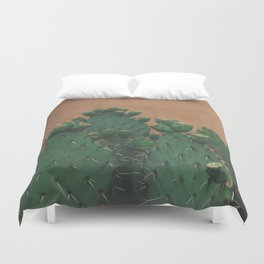 Route 66 Prickly Pears Duvet Cover