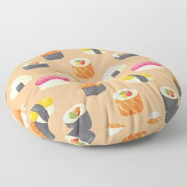 Sushi Yes Please Floor Pillow