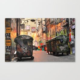 Flinders in the Fall  Canvas Print