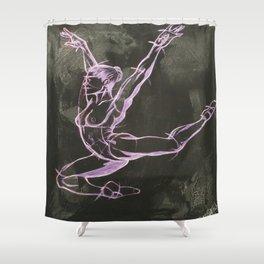 Soaring High Shower Curtain