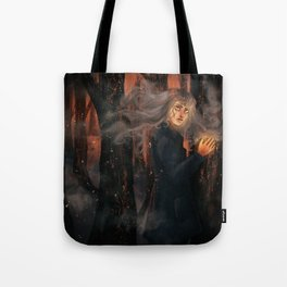 Flames & Ashes Tote Bag