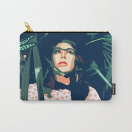 Tropical Travel #society6 #decor #buyart Carry-All Pouch