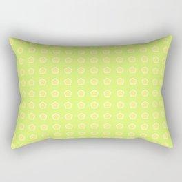 Color pattern 1 Rectangular Pillow