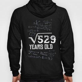 23.Birthday Present Math Formular Hoody