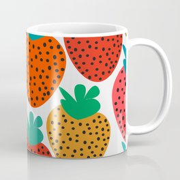 Funny strawberries Coffee Mug