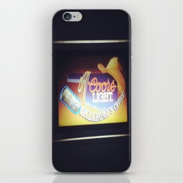 The Silver Bullet iPhone Skin