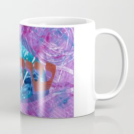 Purple Shalom Coffee Mug