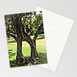 Dance of the Olive Tree Stationery Cards